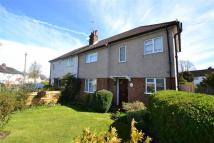 semi detached property in Holbrook Way, Bromley...