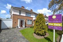 3 bed semi detached home in Homemead Road, Bickley...
