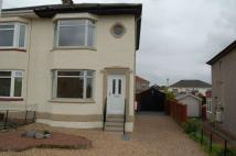 2 bedroom semi detached property in Fleming Road...