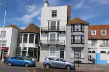 semi detached property in East Parade, Hastings...