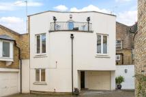 house to rent in Eliot Mews, NW8
