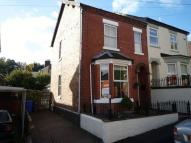 3 bedroom semi detached home for sale in James Street, Penkhull...
