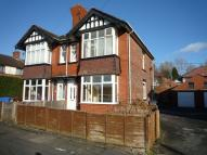 3 bed Apartment in Marina Road, Trent Vale...