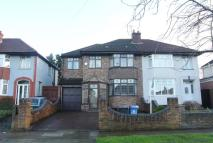 semi detached property in Thingwall Hall Drive...