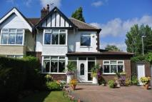 4 bed semi detached home for sale in Rupert Road, Huyton