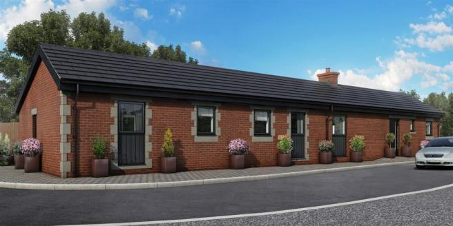 New Build Homes Roby Liverpool