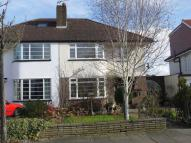 3 bedroom semi detached house for sale in Chestnut Close, London...