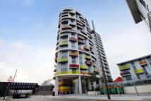 2 bed Apartment in Icona Point, Warton Road...