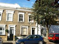 Terraced property in Hadley Street...
