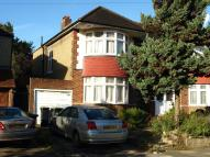 semi detached property in Sheringham Avenue...