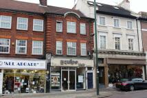 Maisonette in Finchley Road...