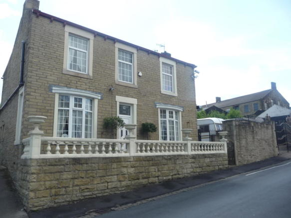 bedroom detached house for sale in chapel street nelson bb9 bb9