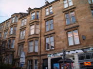 3 bed Flat in Gibson Street, Glasgow...