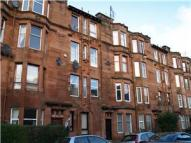 1 bedroom Flat in Garry Street, Glasgow...