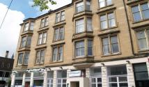 Flat to rent in BANK STREET, Glasgow, G12