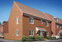 4 bed new house in Aldermaston Road, Tadley...