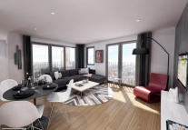 2 bed new Flat in Oval Quarter...