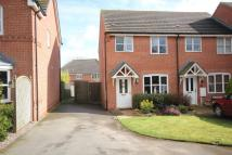 2 bed End of Terrace house in Harborough Close...