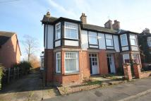 4 bed semi detached house in Wyndham Avenue...