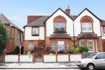 semi detached property in Shakespeare Road...