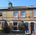 Terraced house in Hessel Road, Ealing...