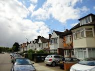 Flat to rent in West Heath Drive...