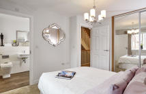 3 bed new property for sale in Parkfield Way...