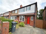 semi detached property in Cedric Road, MANCHESTER
