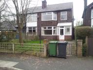 3 bedroom semi detached house in Philips Park Road East...