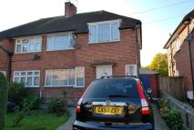 3 bedroom semi detached property in Harp Road, Hanwell...