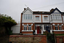 semi detached property in Park Road, Hanwell...