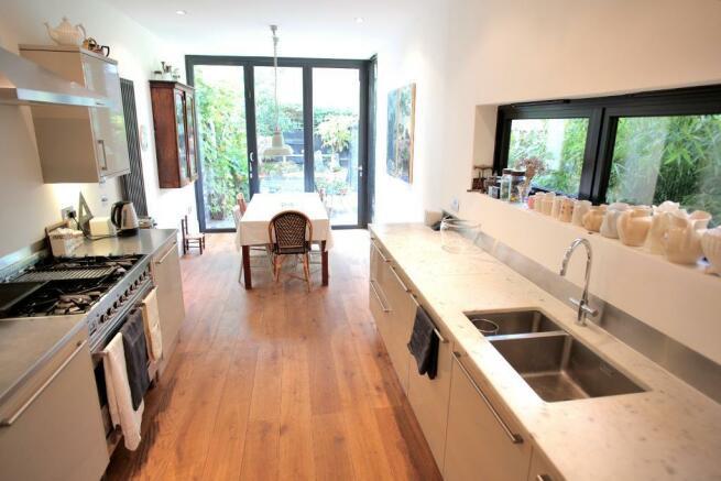 Stylish Kitchen/Dining Room