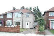 semi detached house to rent in Leybourne Avenue...