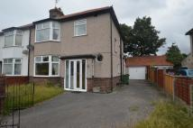 Sanvino Avenue semi detached house to rent