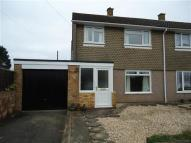 semi detached property in Willow Close, Caldicot