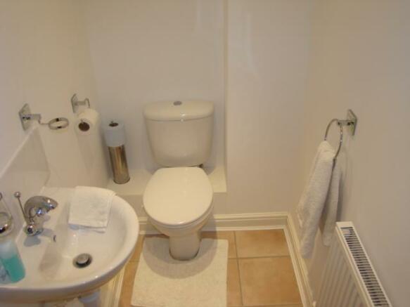 Groundfloor WC