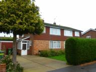 3 bedroom semi detached house in Gybbon Rise, Staplehurst...