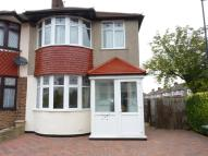 semi detached house in Winsford Road, Catford...