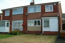 3 bed semi detached house in Maple Grove, Warton...