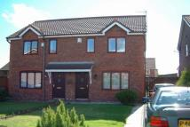 semi detached house in Springsands Close...