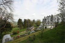 Detached home for sale in Ffarmers, Llanycrwys...