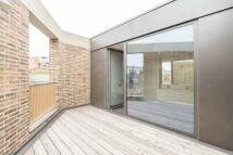 Terraced house in Shepherdess Walk, London...