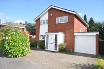 4 bed Detached house to rent in Wannions Close, Botley