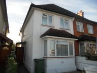 semi detached house in Epsom, Surrey