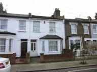 Terraced home for sale in Waldo Road...