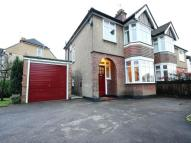 3 bed semi detached property in Windermere Avenue...