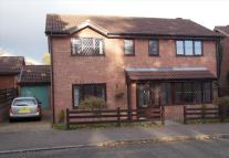Detached home in Haverscroft Close...