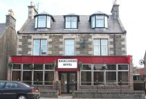 property for sale in The Highlander Hotel, Buckie, Banffshire, AB56 1BQ