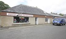 property for sale in Huntly Motorcycles, Macdonald Street, Huntly, Aberdeenshire, AB54 8EW