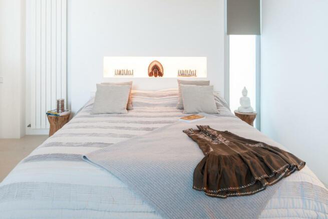 Bedroom Villa Gertrudis Ibiza
